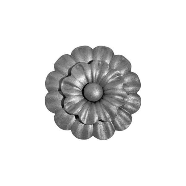 Rautakukka, kukka rautainen