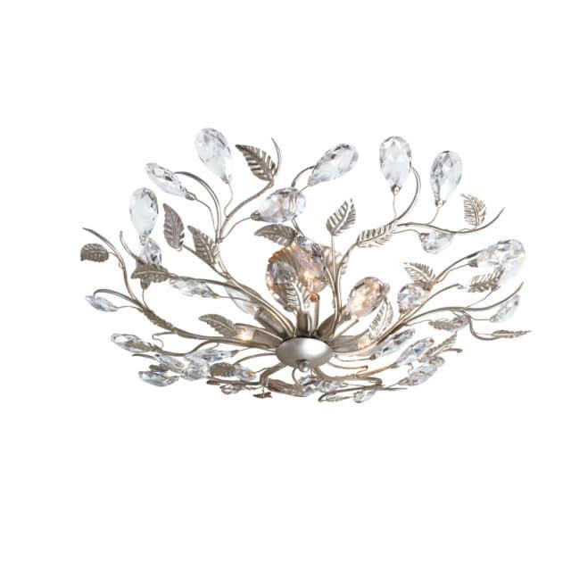 Kattoplafondi kristallia