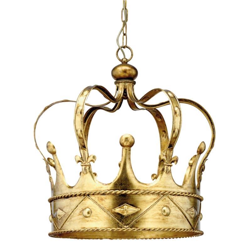 Riippuvalaisin kruunu, kruununmallinen riippuvalaisin.